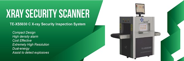 Xray Security Scanner TE-XS5030